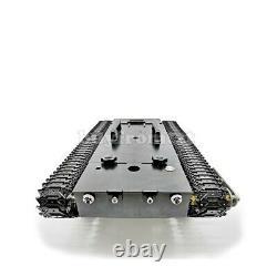 Réservoir Wt-200 Metal Rc Avec Wagon-citerne Absorbant Les Chocstrack Sans Télécommande Sz