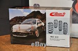 Ressorts De Descente Eibach Pro-kit E10-20-001-02-22 Bmw 3 Coupé / 3 Décapotable