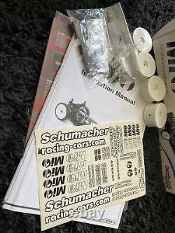 Schumacher Mi1 Mi1v2 4wd 1/10ème Échelle Touring / Drift Voiture Complète De Roulement Châssis