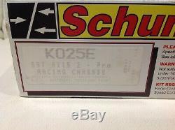 Schumacher Sst Axis Pro Châssis De Voiture De Tourisme 110 Échelle K025e