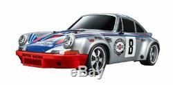 Série De Voitures Tamiya 1/10 Rc N ° 571 Kit Châssis 58571 Pour Porsche 911 Carrera Rsr Ttr-02