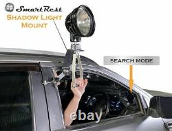 Smartrest Shadow Mount Light Mount Pour Spotlight Sur Le Cadre De La Porte De Voiture + Poignée