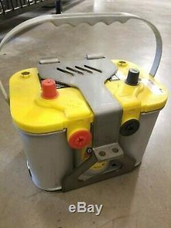 Sr Boîtier De Montage En Acier Kit De Batterie Pour Red Yellow Top Optima Off-road Rock Crawler