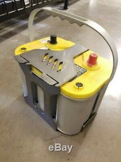 Sr Fixation De La Batterie Plateau Boîtier De Montage Optima Groupe 34/78 Acier Support De Montage