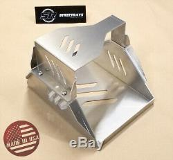 Sr Fixation De La Batterie Plateau Boîtier De Montage Optima Groupe 34 Support De Montage En Aluminium