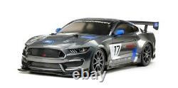 Tam58664 1/10 Rc Ford Mustang Gt4 Kit De Voiture De Course, Avec Châssis Tt-02
