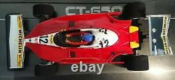 Tamiya 1/10 Ferrari 312 T3 (châssis F104w) Rc Nouvellement Construit, Jamais Courir