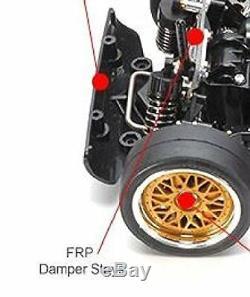 Tamiya 1/10 Rc Car Porsche Turbo Rsr 934 Black Edition Ta02sw Chassis Kit 47362
