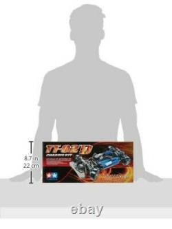 Tamiya 1/10 Rc Car Series N ° 584 Tt-02d Drift Spec Kit Châssis 58584