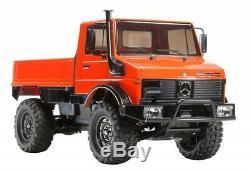 Tamiya 1/10 Rc Car Series N ° 609 425 Mercedes-benz Unimog Cc-01 Châssis 300058609