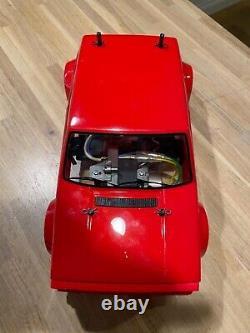 Tamiya 1/10 Rc R/c M-03 Voiture Châssis Avec Carrosserie Golf Gti Excellente Condition