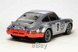 Tamiya 1/10 Rc Voiture De Série N ° 571 Porsche 911 Carrera Rsr (châssis De Tt-02) 58571
