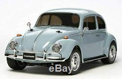 Tamiya 1/10 Rc Voiture De Série N ° 572 Volkswagen Beetle Châssis M-06 Japon Intérieur