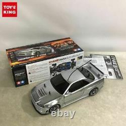 Tamiya 1/10 Rc Voiture Nismo R34 Gt-r Z-tune Tt-02d Châssis Drift Spec 58605 Japon
