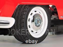 Tamiya 1/10 Rc Volkswagen Type 2 (t1) (châssis M-06) 58668