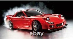 Tamiya 1/10 Série De Voitures Rc Électriques No. 648 Mazda Rx-7 Fd3s Tt-02d Châssis Sur Route