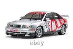 Tamiya 47414 1/10 Ep Rc Touring Car Tt01e Châssis Audi A4 Quattro Kit Withesc