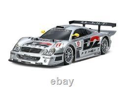Tamiya 47437 1/10 Rc Voiture Tt-01e Châssis Mercedes-benz Clk-1997 Kit Withesc Rtg
