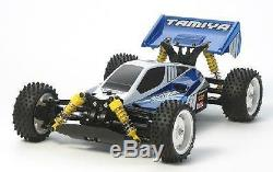 Tamiya 58568 1/10 Voiture Rc 4wd Off Road Kit Buggy Tt02b Châssis Neo Scorcher Avec Ces