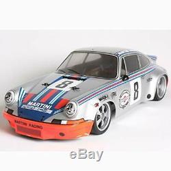 Tamiya 58571 Porsche 911 Carrera Rsr (tt-02 Châssis) 1/10 Échelle Rc Série De Voitures