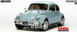 Tamiya 58572 1/10 Rc Rwd Kit De Voiture M-châssis M06 Vw Volkswagen Beetle Withesc