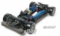Tamiya 58584 1/10 Voiture Rc Kit Tt02-d Châssis Drift Spec Avec Moteur À Réglage Sport