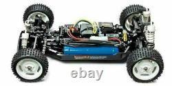 Tamiya 58596 Dual Ridge Tt-02b Châssis 1/10 Rc Car Assembly Kit Nouveau Du Japon