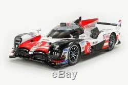 Tamiya 58665 1/10 Voiture Rc F103gt Châssis Toyota Gazoo Racing Ts050 Hybride Le Mans