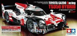 Tamiya 58680 1/10 Rc Voiture F103gt Châssis Toyota Gazoo Racing Ts050 Hybride 2019