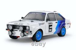 Tamiya 58687 1/10 Ep Rc Car Mf-01x Châssis Ford Escort Mk. II Rally Kit Withesc