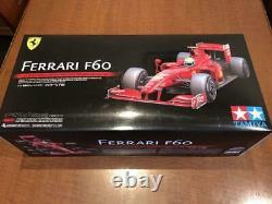 Tamiya Ferrari F60 Radio Control Car F104 Châssis Épuisé 110 Échelle