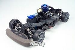 Tamiya Tg10-marc. 2 Kit Châssis 1/10 Brillant Moteur Rc 4 Roues Motrices Voiture De Course