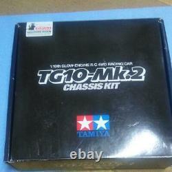 Tamiya Tg10-mk. 2 Kit Châssis 1/10e Glow-engine R/c 4wd Racing Car