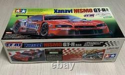 Tamiya Xanavi Nismo Gt-r R34 Tt-01 Châssis 1/10ème Échelle R/c 4x4 Voiture De Course