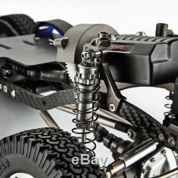 Tfl 1/10 Sur Chenilles Cnc Rc Voitures Chassis En Métal Kit Modèle Hardbody Killerbody Lc70