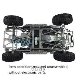Us Stock Capo Kit Modèle Châssis Jkmax Metal Rock Crawler 1/8 Rc Racing Car