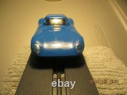 Vintage 1/24 Strombecker Cheetah Gt Slot Car. Châssis En Laiton