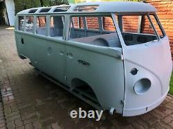 Vw Transporter T1 Bus Rahmen Châssis De Cadre 1955-1967