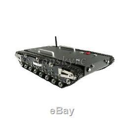 Wt-30 KG Charge 500s Intelligent Rc Chenillé Amortisseur Réservoir Rc Robot Châssis Du Véhicule ##