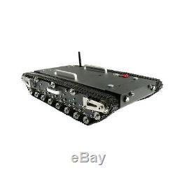 Wt-30 KG Charge 500s Intelligente Rc Robotisée Rc Robot Chenillé Réservoir Base De Voiture Châssis X