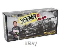 Yokdp-yd2epls Yokomo-2e Plus Yd 2rm Rwd Drift Car Kit (graphite Châssis)