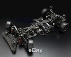 Yokdp-yd2ex2 Yokomo-2 Exii Yd 2rm Rwd Drift Car Kit (châssis Graphite)