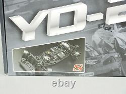 Yokomo 1/10 Rc Rwd Dérive Chassis Yd2s Rear Wheel Drive Drift -kit- (dp-yd2s)