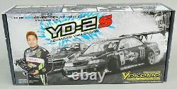 Yokomo 1/10 Rc Rwd Drift Chassis Yd-2s Rear Wheel Drive Drift -kit- (dp-yd2s)