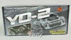 Yokomo 1/10 Rc Rwd Drift Chassis Yd-2s Roue Arrière Drift -kit- (dp-yd2s)