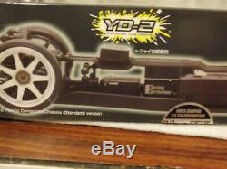Yokomo Rc Drift Car Kit Châssis-2 1/10 Yd Rwd