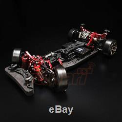 Yokomo Yd-110 Rwd Drift 2sxii Rc Cars Rouge Limitée Du Châssis Kit Ep # Dp-yd2sx2r