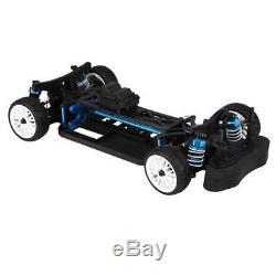 Zd Racing 10426 110 4rm Rc Drift Voiture En Alliage D'aluminium Et En Plastique Kit Frame