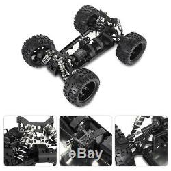 Zd Racing 9116 18 4 Roues Motrices 100 Kmh Auxilliaires Monster Truck Cadre Voiture