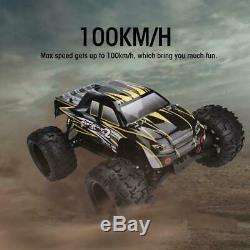 Zd Racing 9116-v3 18 4wd 100 Km / H Cadre De Voiture Monster Truck Électrique + Coque De Voiture